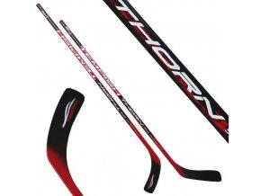 Tempish THORN hokejová hůl červená