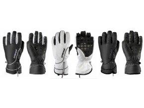Zanier Seefeld.ZX dámské zimní rukavice