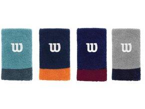 Wilson Extra Wide Wristband sportovní potítka