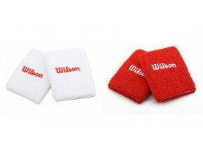 Wilson Double Wristband sportovní potítka