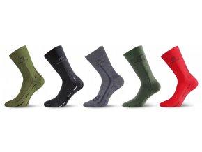 Lasting WLS merino ponožky