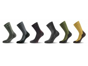 Lasting WHI merino ponožky
