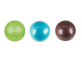 Spokey FITBALL II - Gymnastický míč 55 cm včetně pumpičky