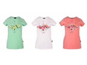 Hi-Tec Lady Hubel dámské tričko