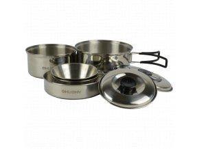 Husky TENET Univerzální set nádobí