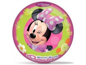 Gumový potištěný míč Minnie Boutique