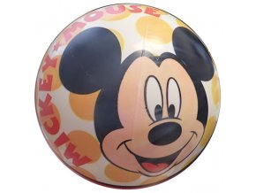 Gumový potištěný míč Mickey sports