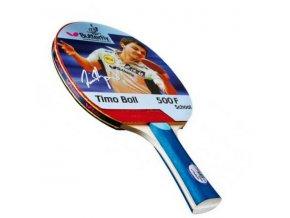Butterfly Timo Boll 500F pálka na stolní tenis