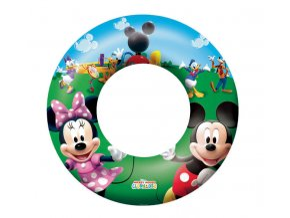 Nafukovací kruh potištěný Mickey Mouse