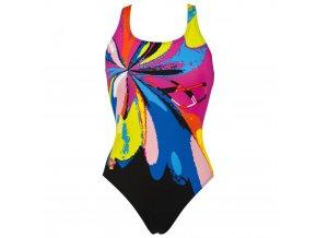 Arena W Nova swim pro back one piece dámské plavky