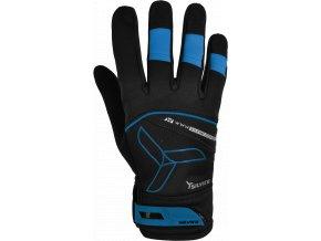 Silvini Parco softshellové pánské zimní rukavice