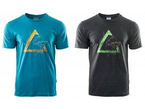 Elbrus Summit pánské tričko