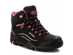 Elbrus Michelle Mid Wp Wo's dámské softshellové boty