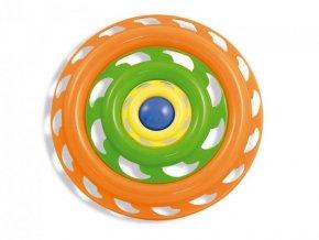 Kombinovaný létající talíř - frisbee Adriatic