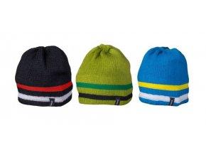 Brugi 1ZC9 dětská pletená zimní čepice