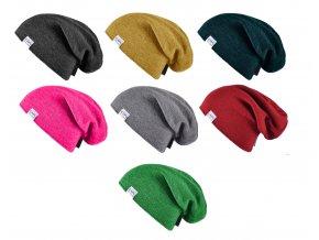 Capu 1737 pletená zimní čepice