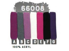 Capu 66008 pletené návleky na nohy