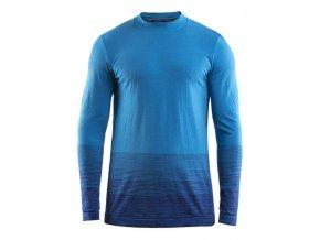 CRAFT Wool Comfort 1905344 pánské triko s dlouhým rukávem