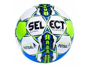 Futsalový míč Select FB Futsal Talento 13 bílo modrá