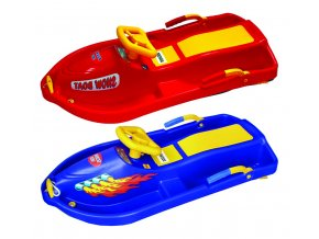 Boby s volantem Snowboat