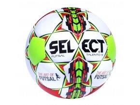 Futsalový míč Select FB Futsal Talento 9 bílo červená