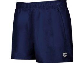 Arena FUNDAMENTALS X-SHORT navy/white pánské koupací šortky