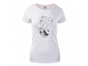 Elbrus Corazon Wo´s dámské tričko