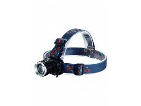 BC 3W CREE HEAD LAMP ZOOM TR 217 nabíjecí čelovka