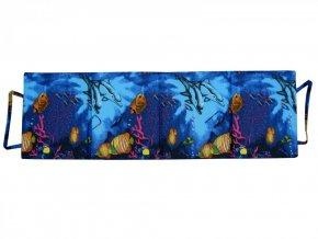 Skládací plážové molitanové lehátko Milano-1 180x54x1,5  cm