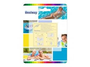 Bestway 62068 záplaty samolepící