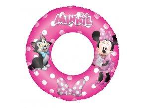 Bestway 91040 nafukovací kruh Minnie 56 cm