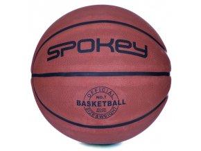 Spokey BRAZIRO II Basketbalový míč hnědý vel.7