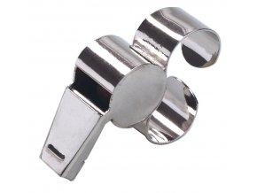 Píšťalka Select Referees whistle w/metal finger grip metal