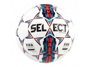 Fotbalový míč Select FB Match bílo modrá