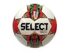 Fotbalový míč Select FB Contra Special bílo červená