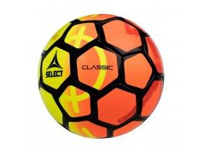 Fotbalový míč Select FB Classic žluto oranžová