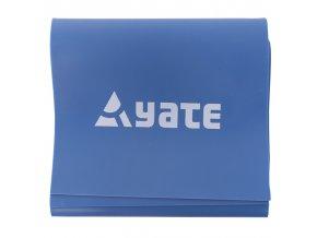 Yate FIT BAND - 200x15cm, extra tuhý, modrý