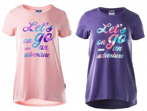 Elbrus Emas Wo'S dámské tričko
