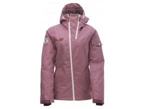 2117 of Sweden BRAAS dámská lyž. lehce zateplená bunda