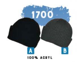 Capu 1700 pánská pletená zimní čepice