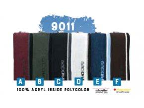 Capu 9011 pánská pletená zimní čelenka