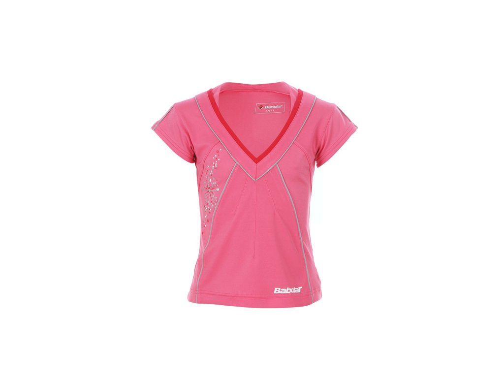 Polo girl performance pink n1
