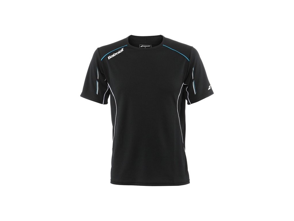 T Shirt Men Match Core black n1