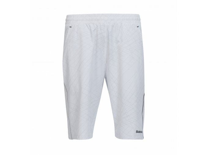 Chlapecké kraťasy Babolat Short X-long Boy Performance white 2015