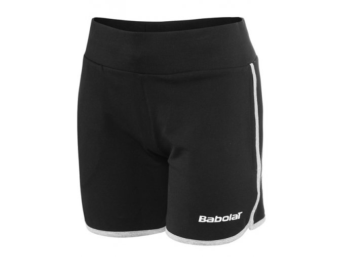 Short training girl black n1