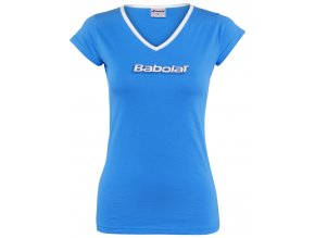 T Shirt Training woman blue n1