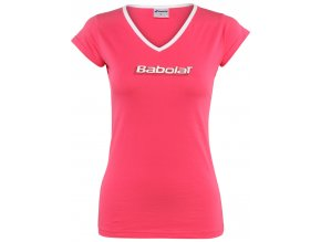T Shirt Training woman pink n1