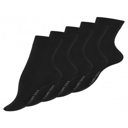 Ponožky dámské COMFORT - 5 párů