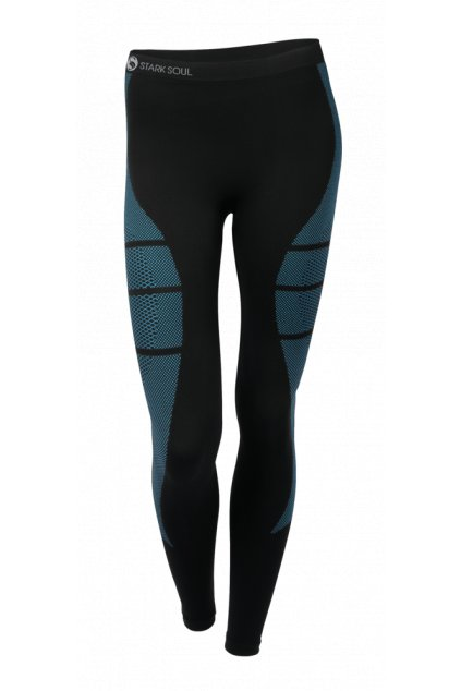 800 Damen Ski blau Hose ml