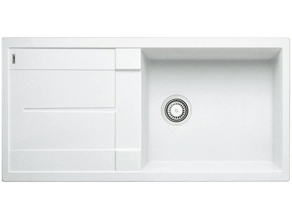 Blanco METRA XL 6 S Silgranit bílá oboustranné provedení